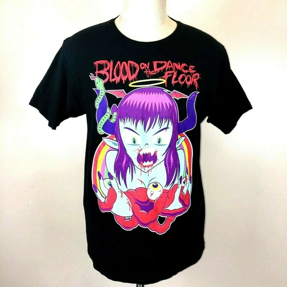 Blood On The Dance Floor T Shirt Sweet Succubus